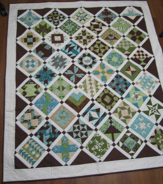 Name:  Farmers Wife 2nd half quilted.JPG Views: 1134 Size:  90.1 KB