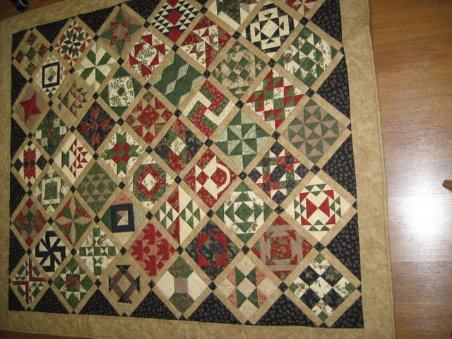 Name:  Farmers Wife 1st half Quilted.JPG Views: 1138 Size:  81.5 KB