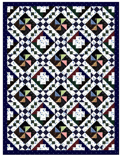 Name:  Mattie in a quilt.jpg
