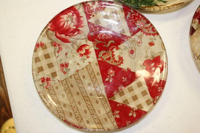 Name:  Decoupage Plate #3.jpg Views: 1331 Size:  55.6 KB