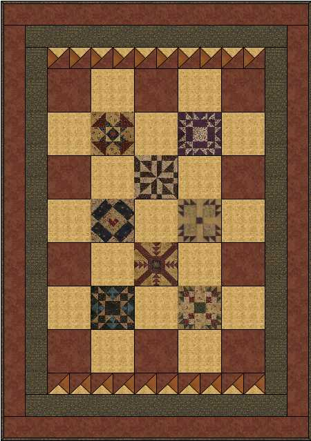 Name:  PC Lap 4 inch border blocks.JPG
