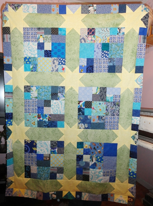 Name:  blueyellowquilt.JPG