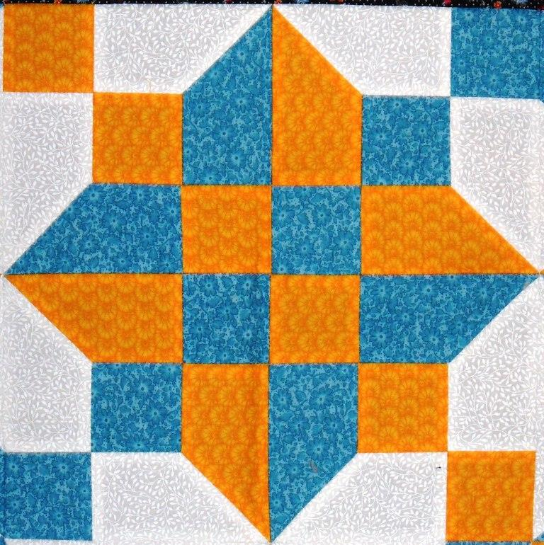 Name:  Lucky Clover In Quilt.jpg