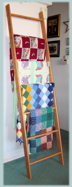 Looking For Quilt Ladder Pattern