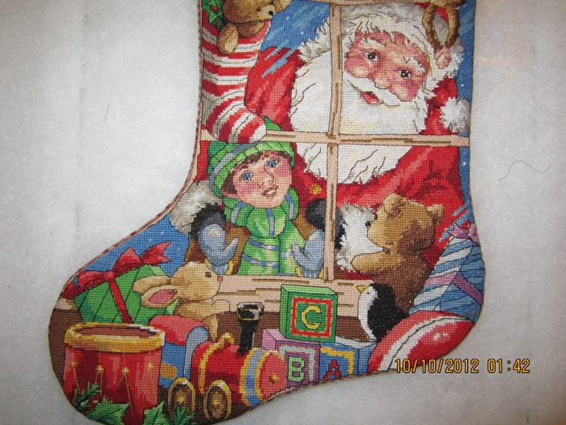 Name:  Christmas stocking 003.JPG Views: 2460 Size:  145.0 KB