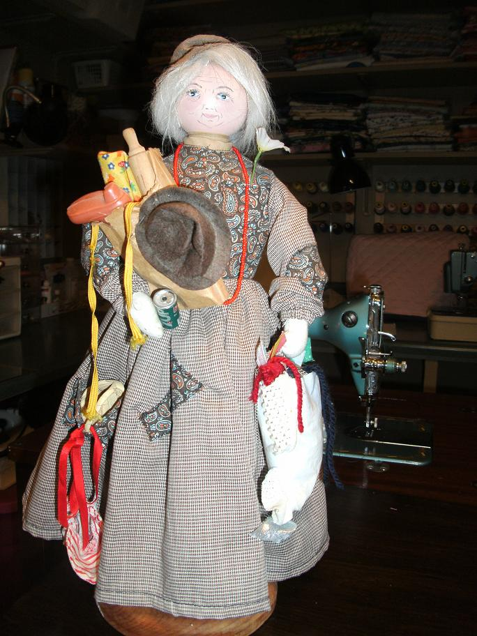 Name:  bag lady doll-2 004.JPG