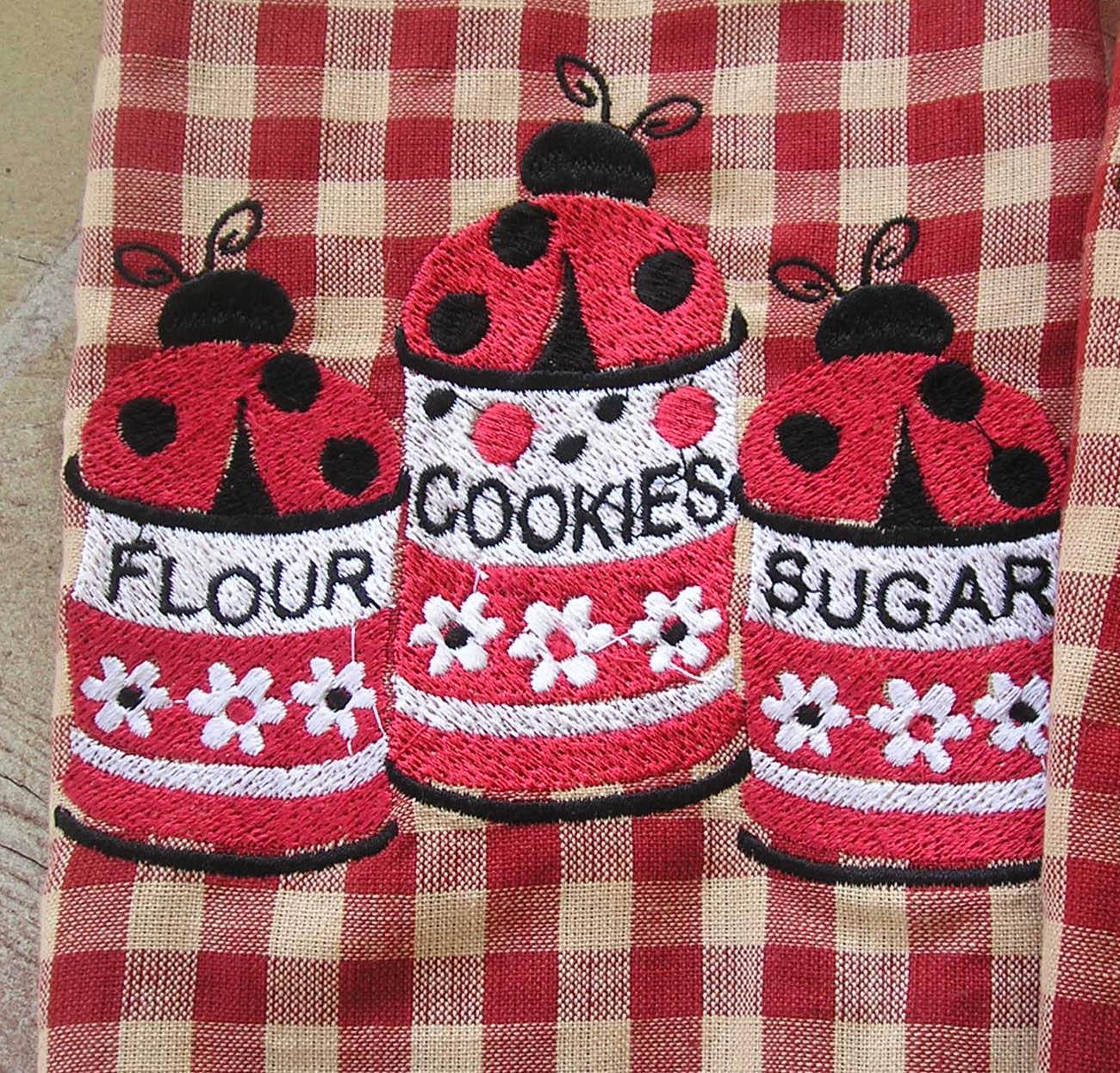 Name:  Embroidered Ladybug Tea Towel Set2.jpg Views: 635 Size:  442.6 KB