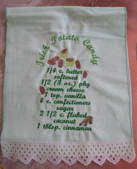 Name:  Irish Potato Candy Tea Towel 1.jpg Views: 619 Size:  74.1 KB