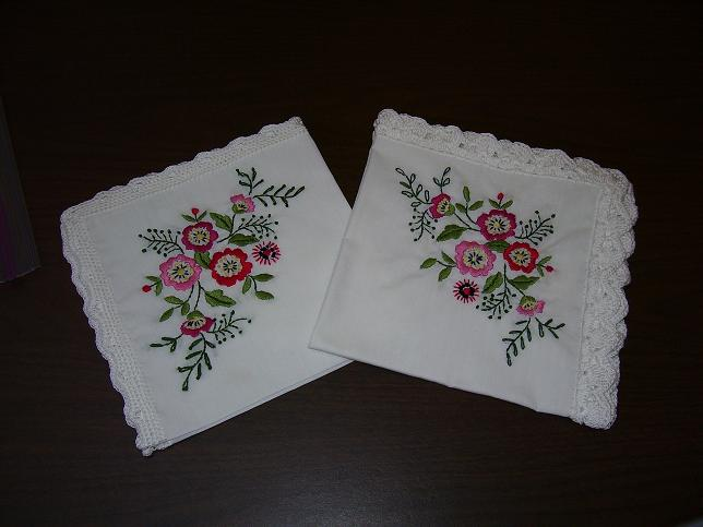 Bridal Hankie - AllFreeCrochet.com - Free Crochet Patterns