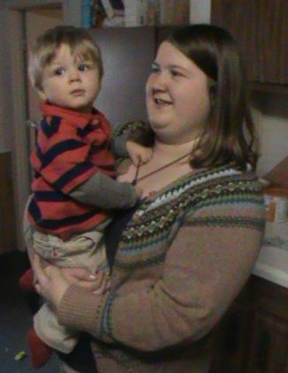 Name:  Colton and Mommy.jpg