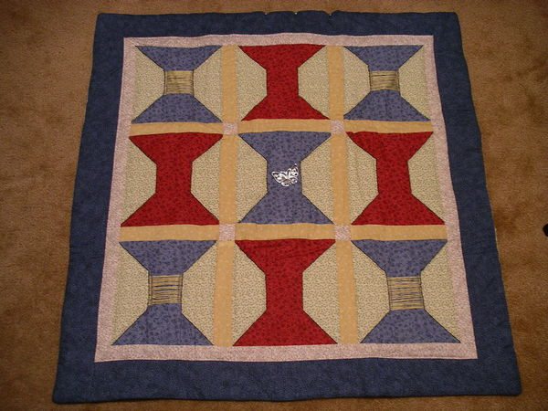 A E Nathan Fabric Walmart Quilt Of Month