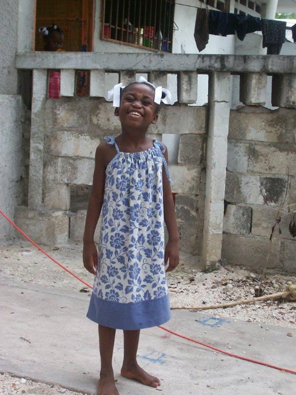 Pillowcase Dresses For Haiti Orphans