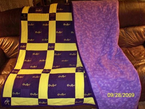 crown royal quilts : crown royal quilt patterns free - Adamdwight.com