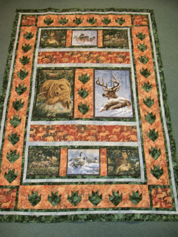 Hunting/Deer quilts : hunting quilts - Adamdwight.com