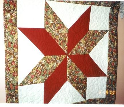 large quilt patterns : large star quilt pattern - Adamdwight.com