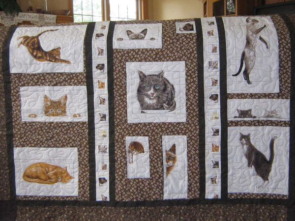 Need A Cat Quilt Pattern