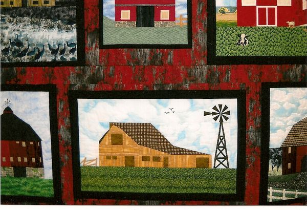 Barn Quilt Pattern to quilt not to paint on barn Delectable Quilt Patterns On Barns