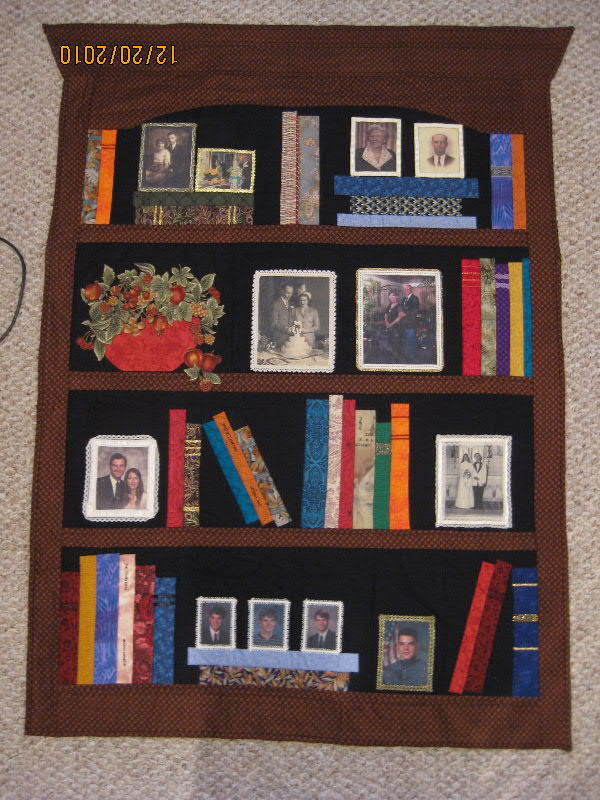 Looking for patterns for bookshelf quilts - Page 3