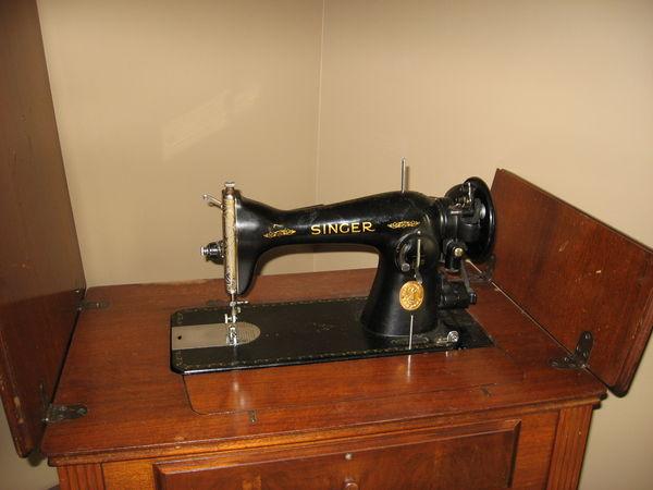1948 singer sewing machine value