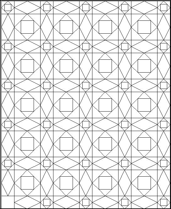 Pattern worksheets quilt pattern worksheets free for Storm at sea quilt template