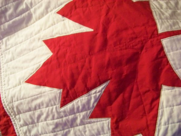 I need help finding a 'candian' maple leaf pattern. : canadian flag quilt - Adamdwight.com