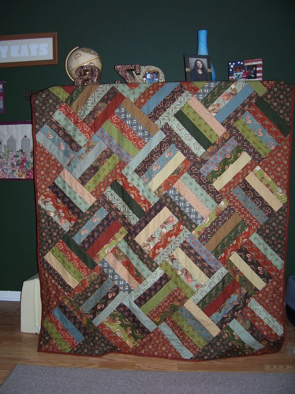 Quilt Patterns Made With Jelly Rolls : Jelly Roll quilts