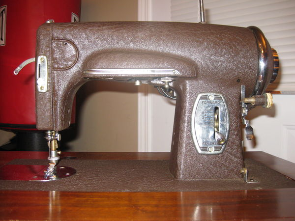 I Have A About A 1946 Kenmore Sewing Machine A Friend