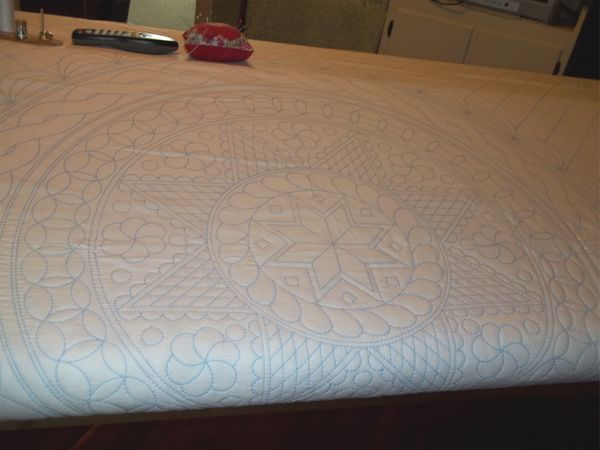 whole cloth quilt tops