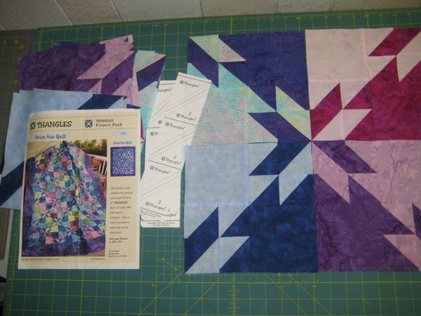 Thangles Orion Star - Page 2 : orion star quilt - Adamdwight.com