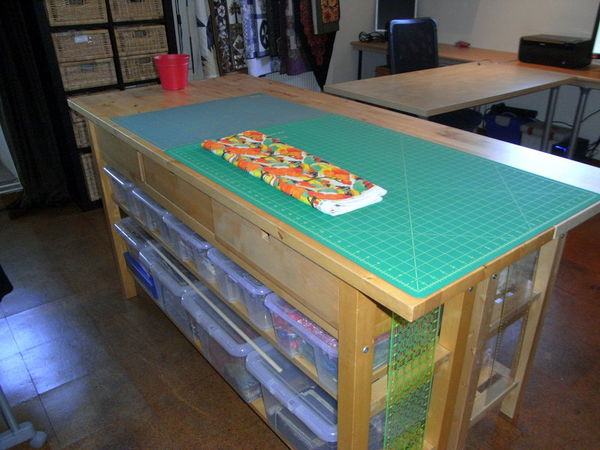 Cutting Table Ideas Page 8