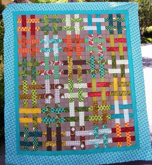 Free Quilt Patterns Using Jelly Roll Strips : jelly roll???