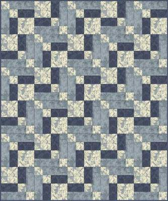 Cluck Cluck Sew: Spring Fling Modern Baby Quilt & Pattern