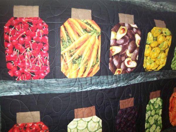 Free Jar Quilt Patterns - Per Everyone's Requests : bugs in a jar quilt pattern - Adamdwight.com