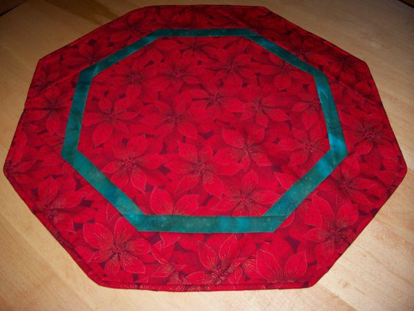 free octagon table topper patterns