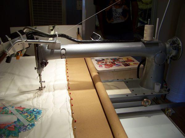 craigslist arm quilting machine