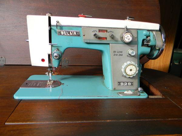 Score X40 Interesting Belair Sewing Machine