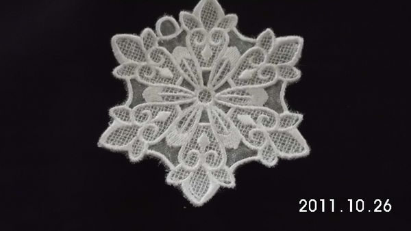 Need Ideas On A Black White Silver Tree Skirt