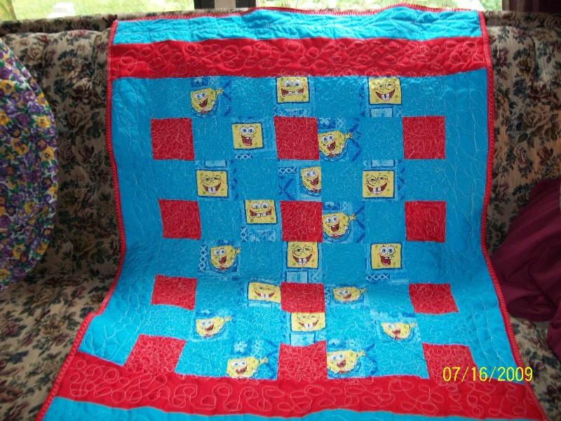 Name:  Quilt 11 sponge bob.jpg Views: 1077 Size:  216.2 KB