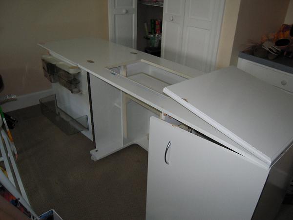 Koala Cabinet Model And Insert For Janome Mc 6600
