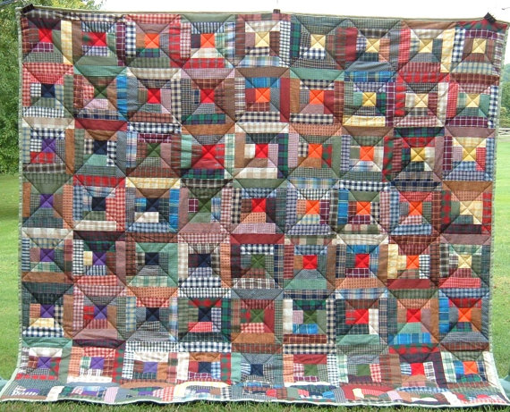 Quilt Patterns For Homespun Fabric : What kind of quilts have you made using homespun fabrics? - Page 2