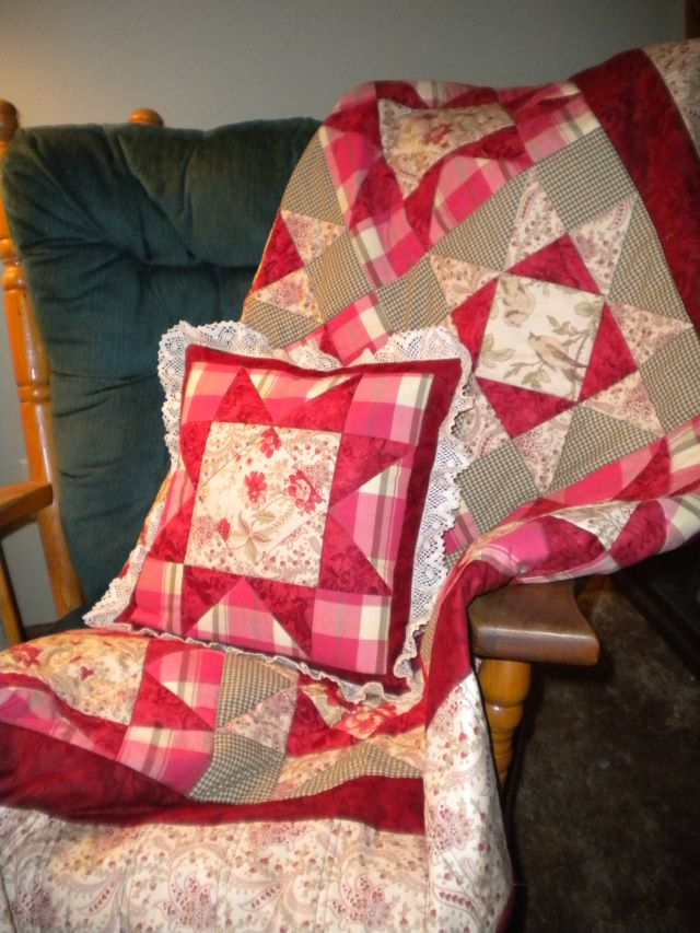 Name:  red plaid quilt.jpg