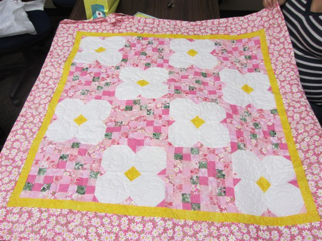 Can Anyone Recommend A Modern Baby Girl Quilt Pattern