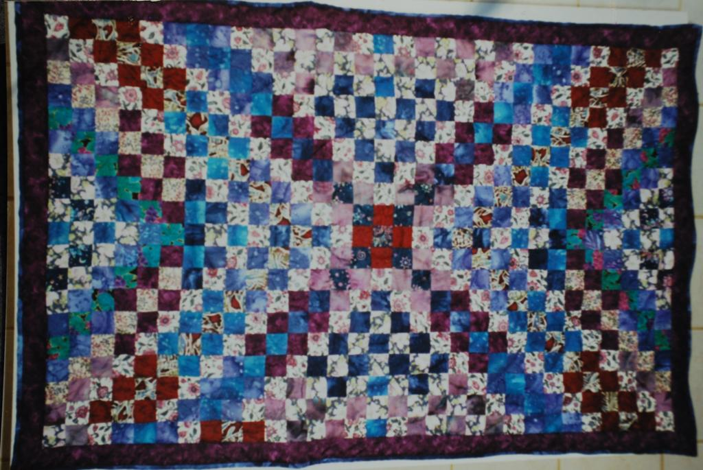 Name:  chevron crib quilt reduced for quilting board.JPG Views: 3484 Size:  154.6 KB