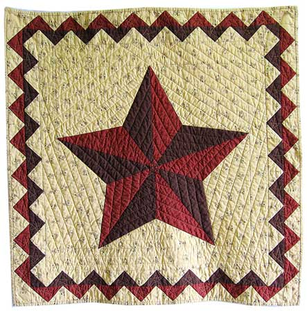 How To Quilt - Bethlehem Star Quilt Pattern Video - YouTube