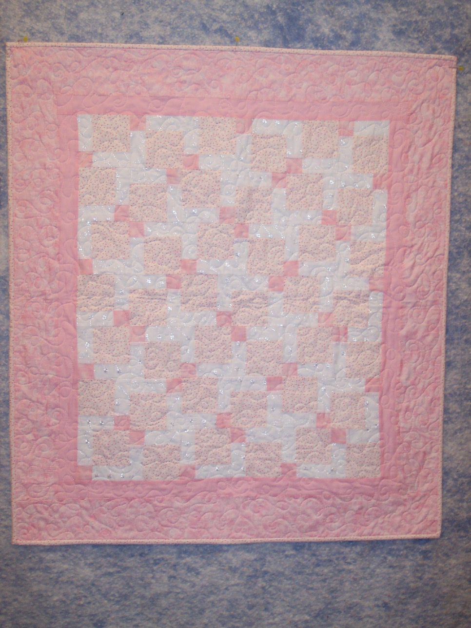 Name:  Amber's baby quilt.JPG Views: 142 Size:  355.3 KB