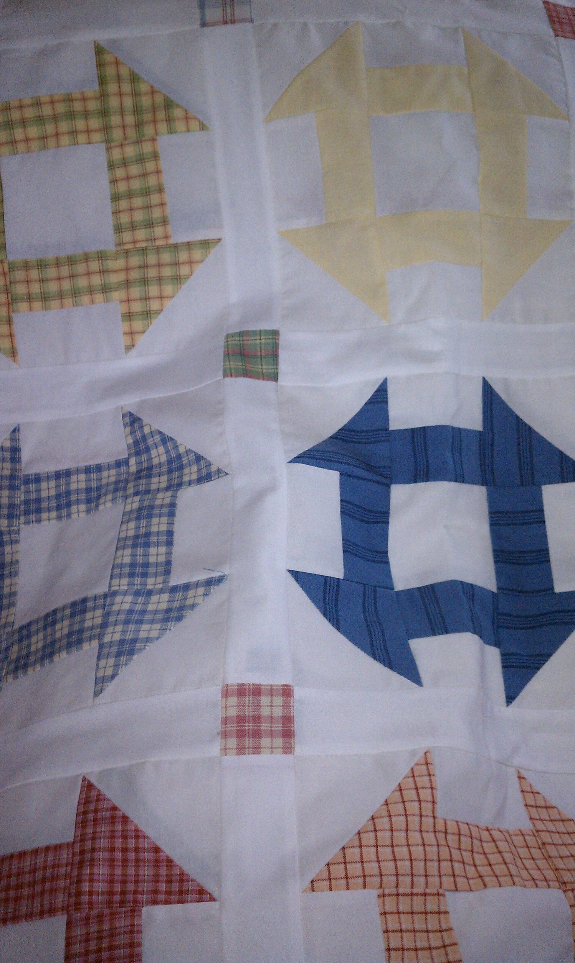 Quilting Ideas For Churn Dash - Quiltingboard Forums