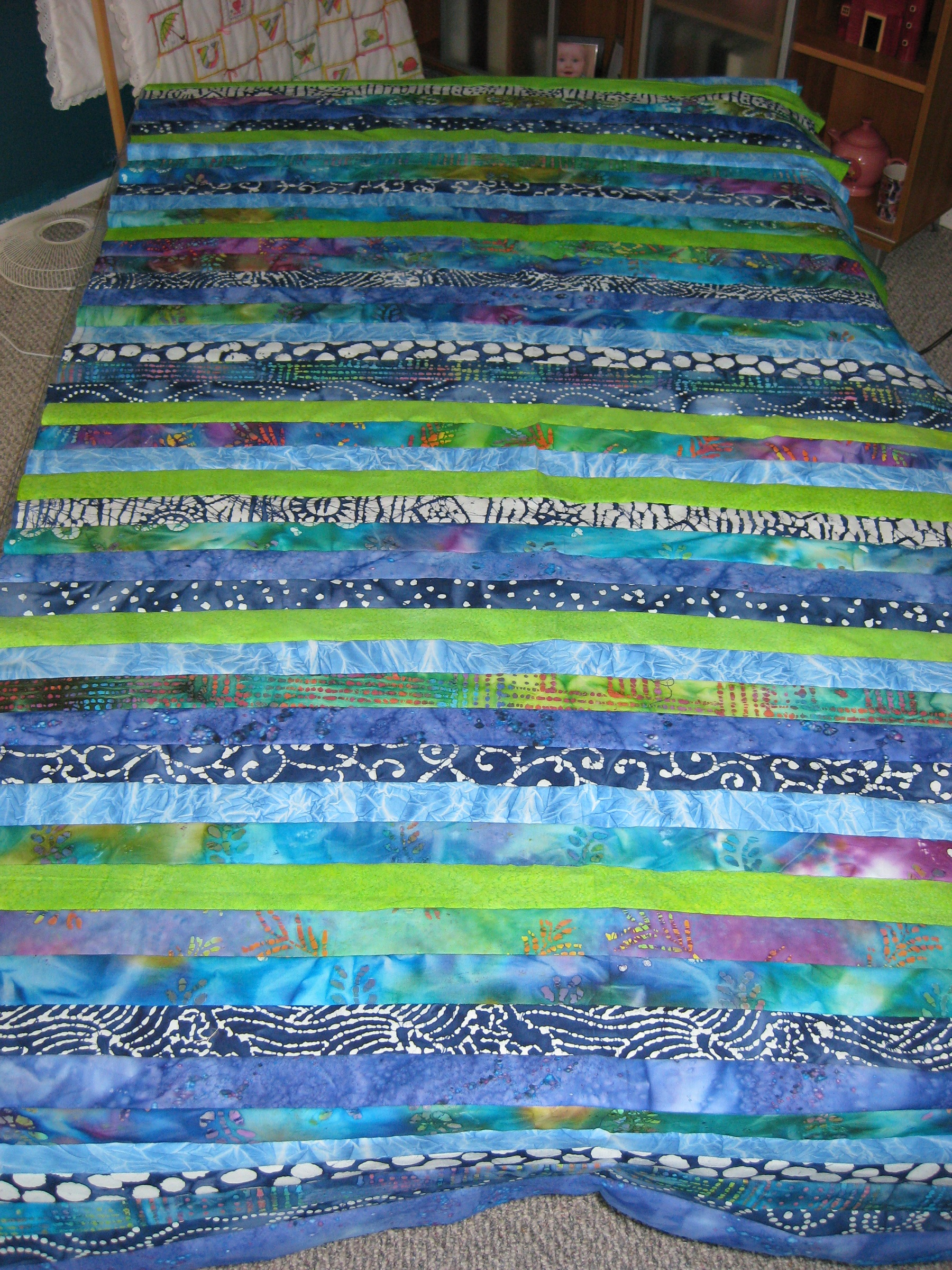Name:  blueberry jelly roll quilt.jpg