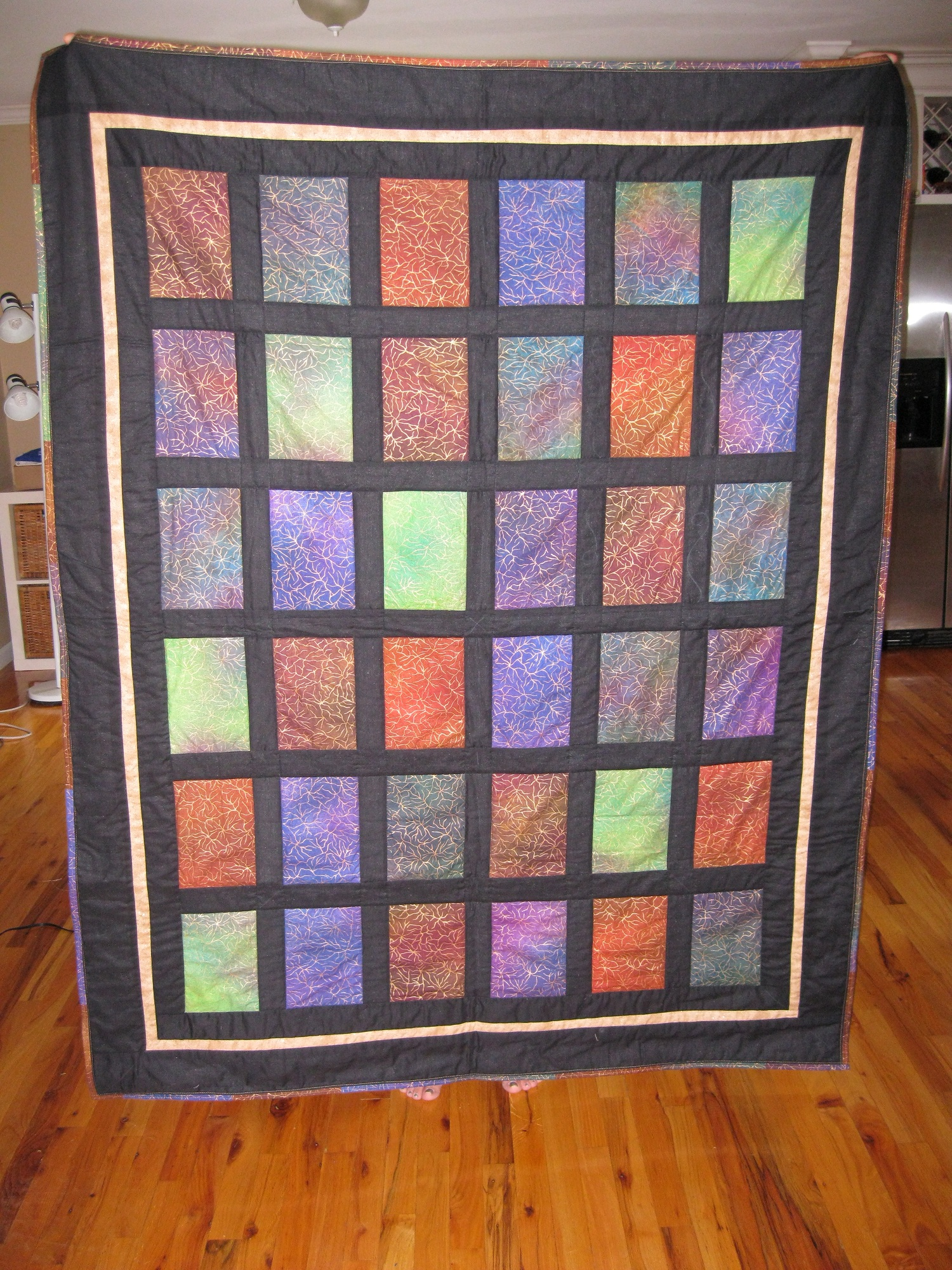 Name:  first quilt.jpg Views: 1204 Size:  1.35 MB