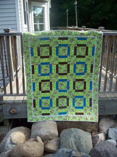 Name:  Aiden - Warm Wishes Baby Quilt.JPG