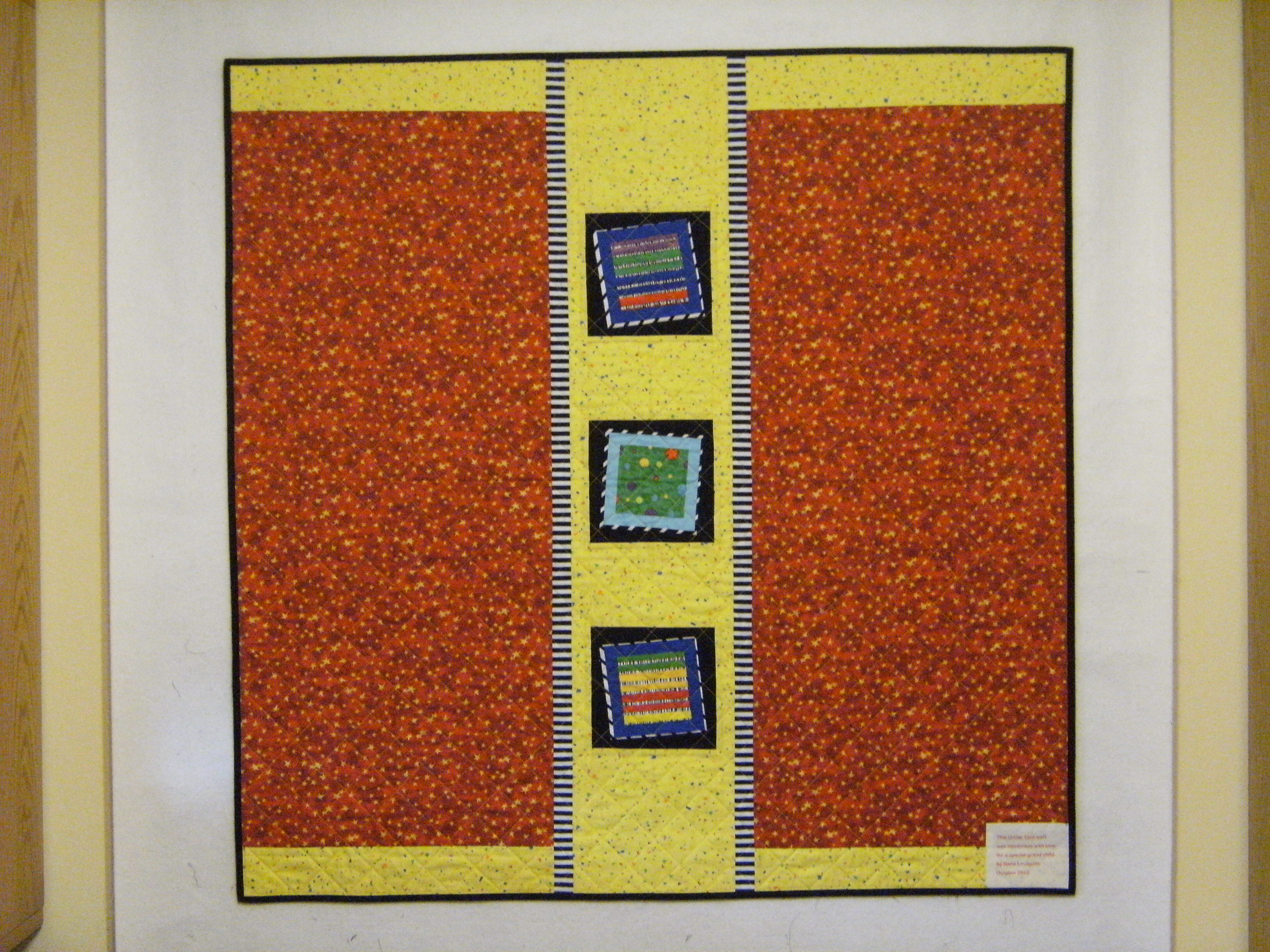 Name:  J & C's baby quilt back.JPG Views: 175 Size:  1.46 MB